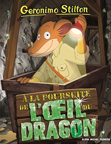 A LA POURSUITE DE L'OEIL DU DRAGON N°  93